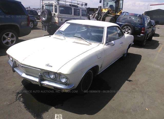 1965 Chevrolet Corvair 8