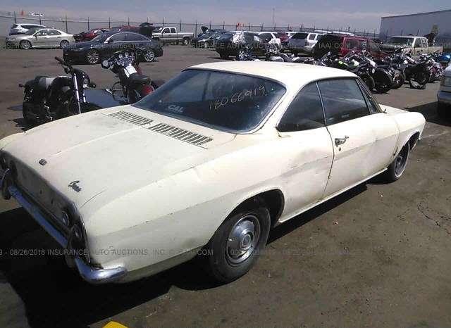 1965 Chevrolet Corvair 7