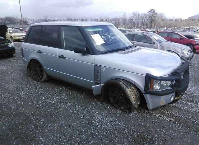 2008 Land Rover Range Rover 8
