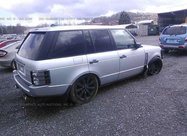 2008 Land Rover Range Rover 6