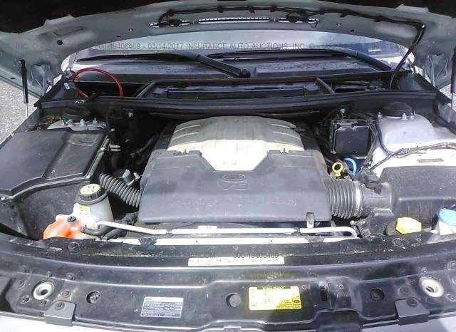 2008 Land Rover Range Rover 5