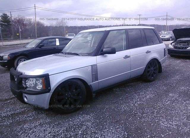 2008 Land Rover Range Rover 4