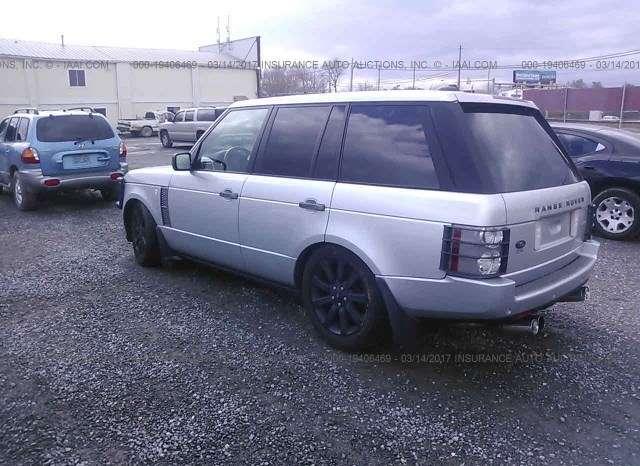 2008 Land Rover Range Rover 3