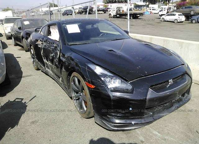 Salvage, Repairable and Clean Title Nissan Gt-r Vehicles for Sale ...